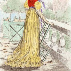 Mode 1815, Mode in het negentiende-eeuwse Parijs, Henri Boutet, (1851 1919) van Liszt Collection