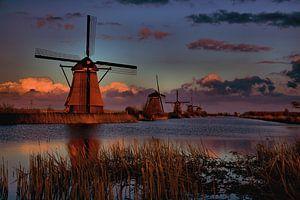 Windmill Kinderdijk I van