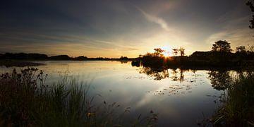 Windstiller Sonnenaufgang von Gerhard Niezen Photography