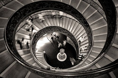 Vatican twirl