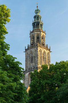Martinitoren Groningen (Netherlands) van Marcel Kerdijk