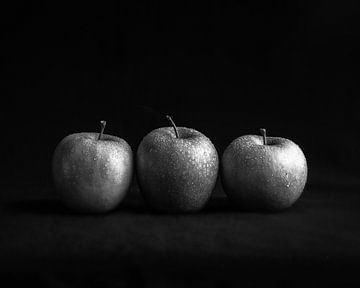 Äpfel - drei in Folge von Mariska Vereijken