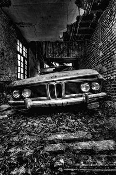 Gespenstischer BMW von Kirsten Scholten