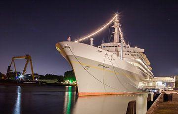 Hotelboot Rotterdam von Roy Hollander
