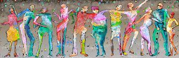 Party-Zeit von Atelier Paint-Ing