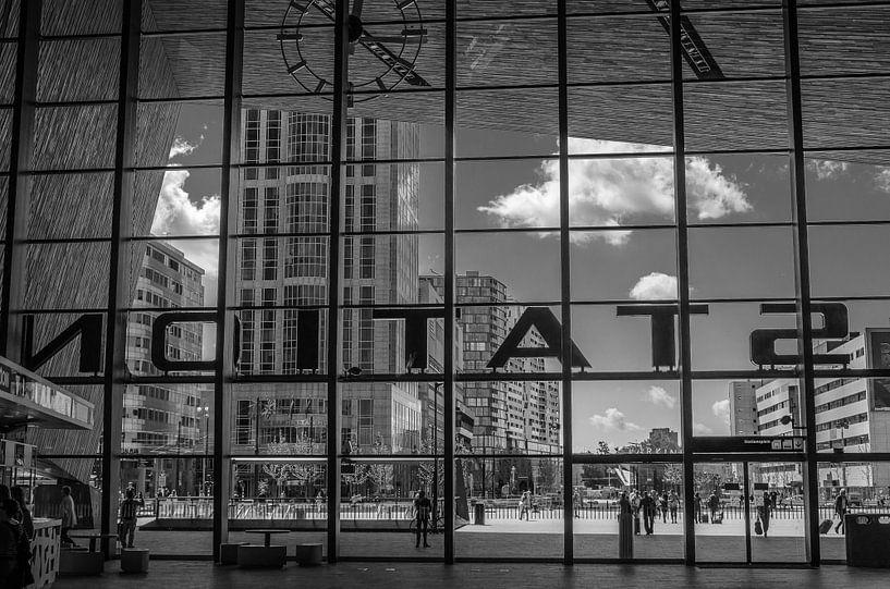 Centraal Station van Arthur Wolff
