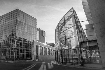 Museumplein - Van Gogh Museum van Hugo Lingeman