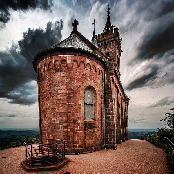 Kerkje van Harrie Muis