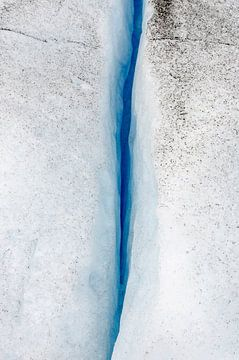 Perito Moreno IJsspleet von