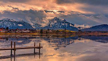Hopfen am See, Allgäu, Bayern, Deutschland von Henk Meijer Photography