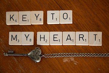 Key to my heart van Sander Mulder