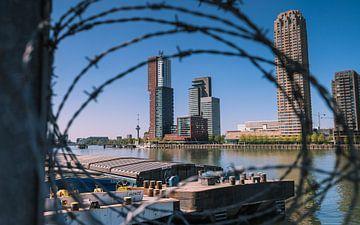 Rotterdam in lockdown! van Pictures Palumbo