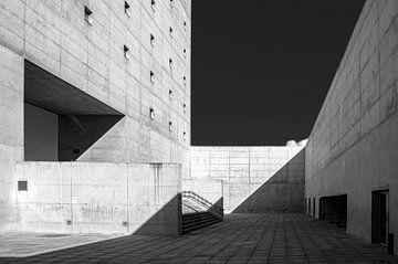 Architecture du musée Caja de Granada sur Affect Fotografie