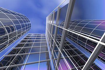Architektur von Isa Bild