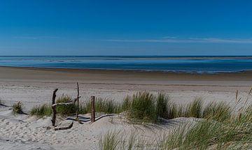 Strand Terschelling von Ingrid Aanen