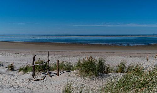 Strand Terschelling van Ingrid Aanen