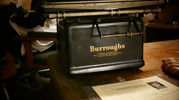 Burroughs van Wilbert Van Veldhuizen