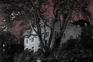 La nuit La Haye sur Raoul Suermondt