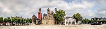 Vrijthof Maastricht sur Leroy Dassen