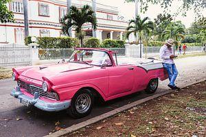 Oldtimer in Havana van