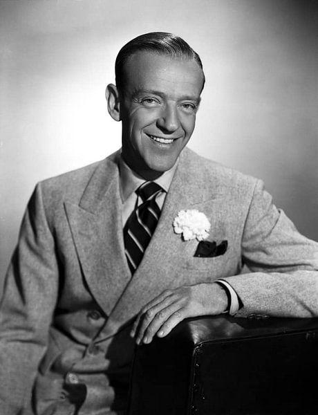 Fred Astaire von Brian Morgan