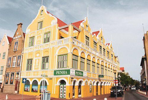 Penha gebouw Willemstad