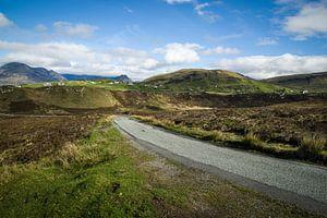Elgol - Isle of Skye van