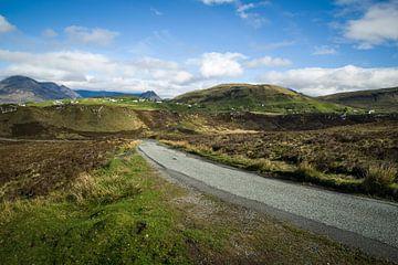 Elgol - Isle of Skye van Eriks Photoshop by Erik Heuver