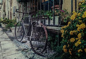 Marzamemi (Sicilie) straatfoto