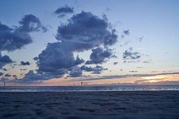 Sunset van Mike Ahrens