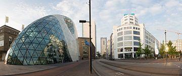 Blob en de Witte Dame in Eindhoven van Jeroen Knippenberg