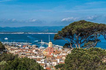 Saint Tropez van Sjoerd Van der Pluijm