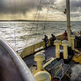 Zeebenentocht m.s. Holland van Roel Ovinge