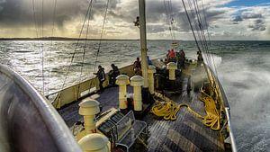 Zeebenentocht m.s. Holland