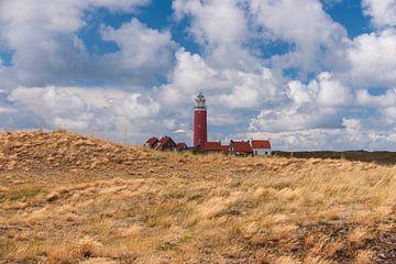 Vuurtoren Eierland op Texel von Brian Morgan
