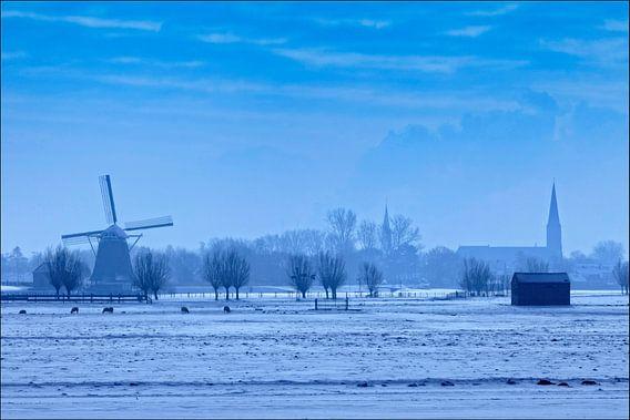 Winter in Holland van gaps photography