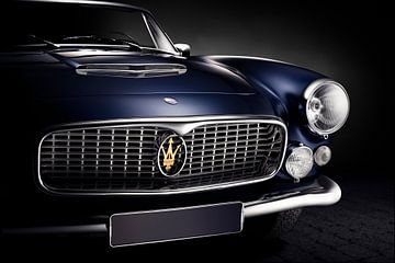 Maserati 3500 GT Vignale Spyder 1961 van Thomas Boudewijn