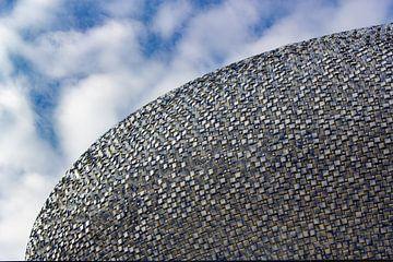 Dach aus tausend Spiegeln von Michiel Zeeman