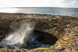Westpunt Curaçao von Nats Otten