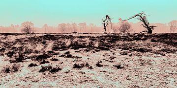 Bending Trees van Andrea de Vries