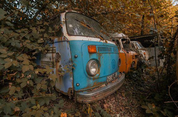 VW transporter by romario rondelez van romario rondelez