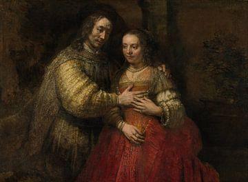 Die jüdische Braut, Rembrandt