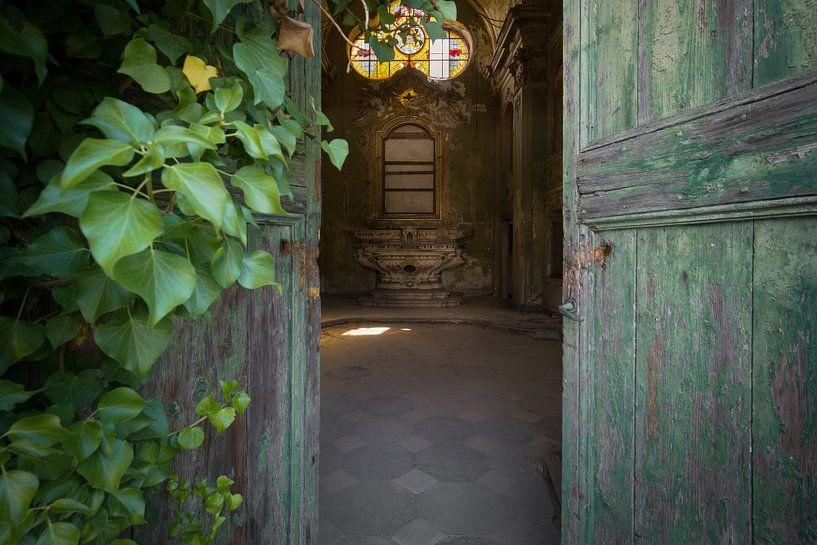 verlassener Altar von Kristof Ven