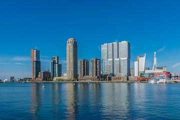 Kop van Zuid, Rotterdam sur Patrick Verhoef