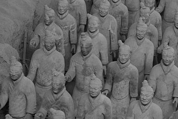 Terracotta Army van Chris Moll
