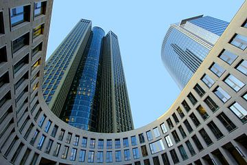 Toren 185 Frankfurt van Patrick Lohmüller