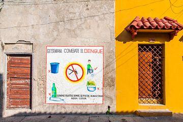 Sicherheitsvorschriften in Kolumbien von Tim van Breukelen