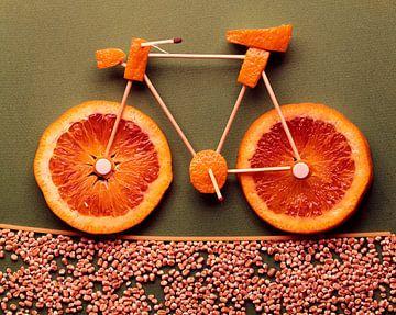Sinaasappelfiets 11122988 van BeeldigBeeld Food & Lifestyle
