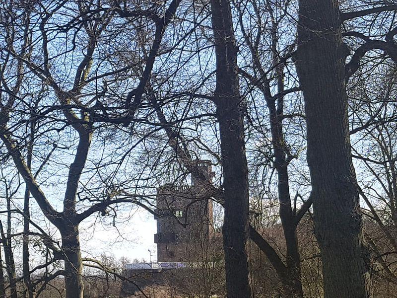 Belvedere in Nijmegen van Jeroen Schuijffel