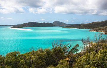 Whitsundays in Australië van Duane Wemmers